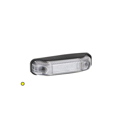LED clearance lamp yellow 12V-36V FT013Z