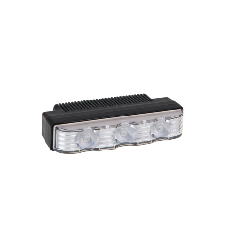 Daytime running LED lamp 3 diodes (FT030)