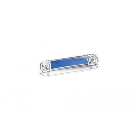 Lampa LED ozdobna niebieska 12V-30V (FT045N)