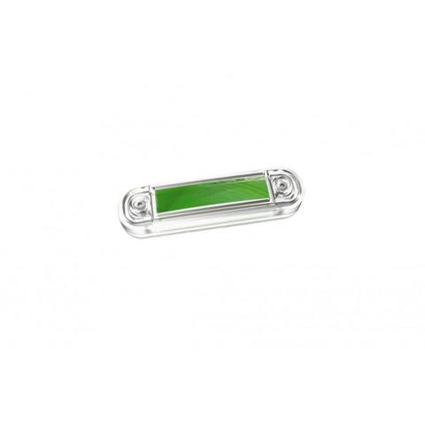Lampa LED ozdobna zielona 12V-30V (FT045ZIEL)