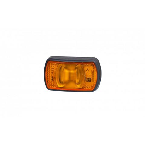 Lampa LED obrysowa przednia biała LD2227