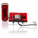 LED multifunctional rear numberplate lamp (245)