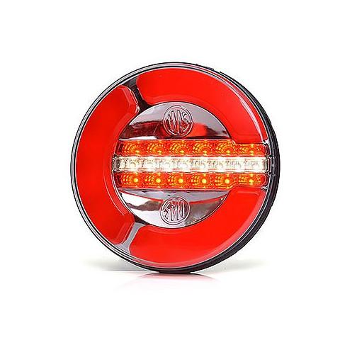 Multifunctional LED lamp 3 functions 12V-24V 1128