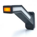 Lampa LED przednio-tylno-boczna PRAWA 1165P