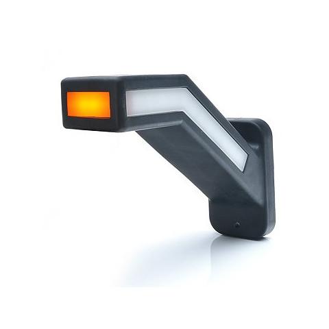 LED front-rear end-outline side marker lamp LEFT 1165L