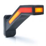 Lampa LED przednio-tylno-boczna kierunek LEWA 1259L