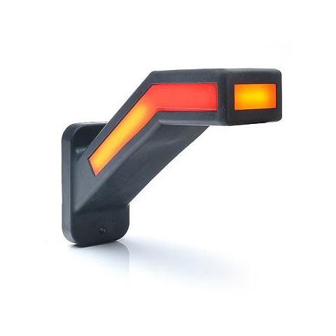 LED front-rear end-outline side marker lamp turn signal LEFT 1259L