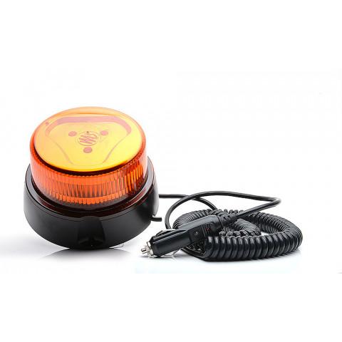 Lampa LED ostrzegawcza żółta kogut magnes (866.1)