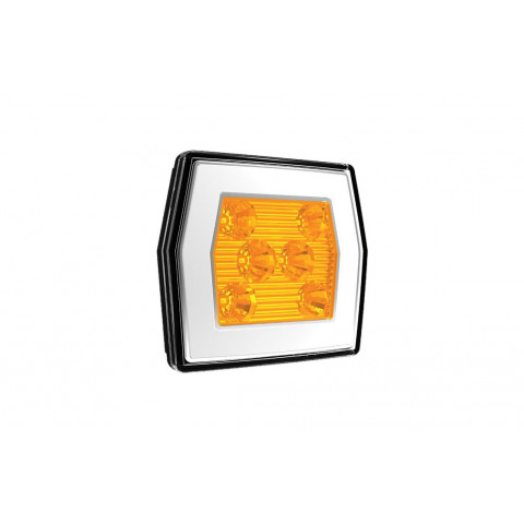 Lampa LED tylna 3 funkcje uniwersalna 12-36V (120)