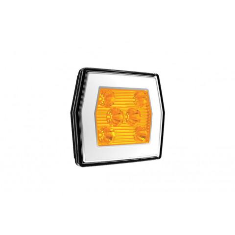 LED rear universal lamp 3 functions 12-36V (120)