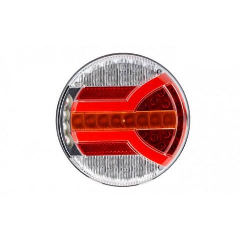 Multifunctional LED rear lamp 7 functions Carmen LEFT LZD2300