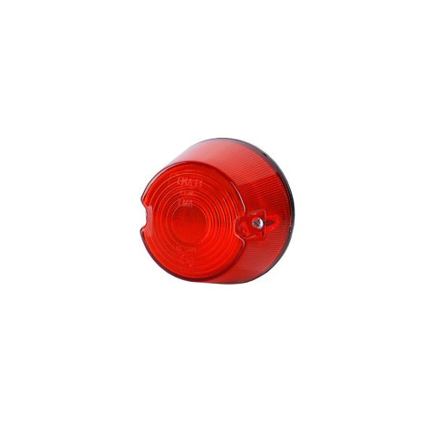 Front marker lamp round white LO212