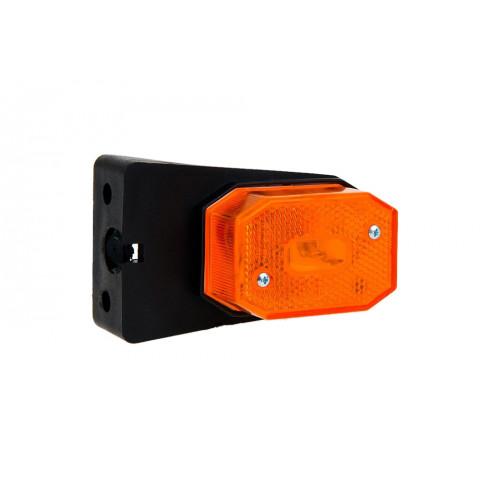Lampa obrysowa boczna pomarańczowa FT001Z