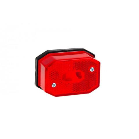 Lampa obrysowa tylna czerwona FT001C