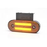 LED Seitenmarkierungsleuchte mit Blinker 12V/24V 1222