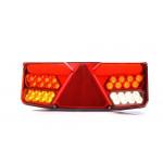 Lampa LED zespolona tylna 6 funkcji LEWA 1035