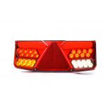 Multifunctional LED rear lamp 6 functions LEFT 1035