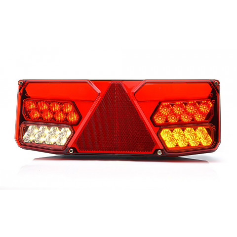 Multifunctional LED rear lamp 6 functions RIGHT 1038
