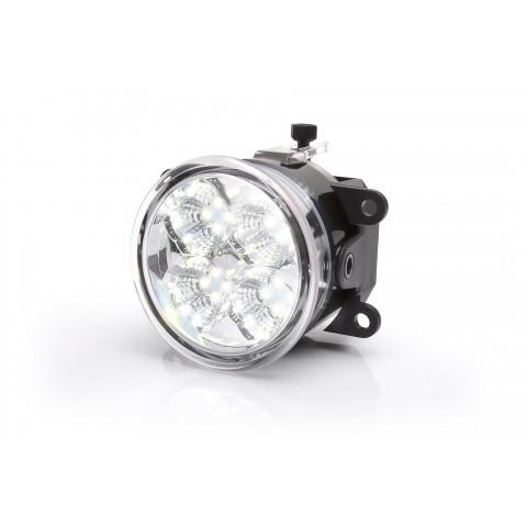 Lampa LED do jazdy dziennej 16 LED 12V-24V 1252