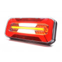Multifunctional LED rear lamp 6 functions 1290L/P