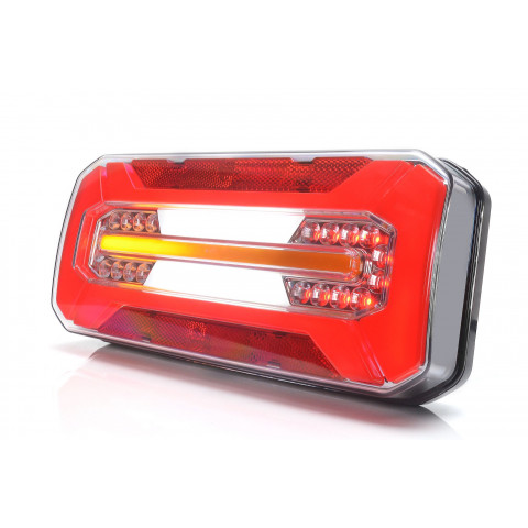 Multifunctional LED rear lamp 6 functions L/R 1298DD