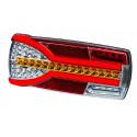 Lampa LED tylna 7 funkcji Carmen LEWA LZD2300