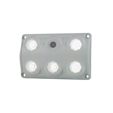 Lampa LED oświetlenia wnętrza prostokątna LWD2153