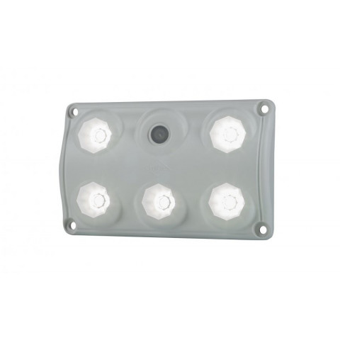 LED interior lighting lamp rectangular with switch LWD2153