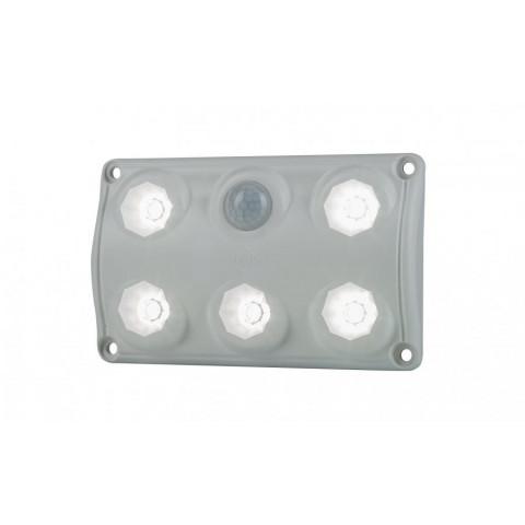 Lampa LED oświetlenia wnętrza czujnik ruchu LWD2156