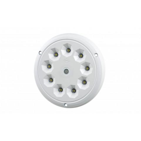 Lampa LED oświetlenia wnętrza okrągła ALU LWD2160
