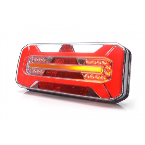 Multifunctional LED rear lamp 6 functions LEFT 1279DD L