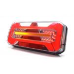 LED Rückleuchte LKW PKW Anhänger 6 Funktionen RECHT 12V-24V 1281DD P