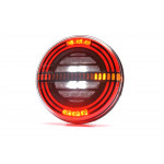 Multifunctional LED rear lamp 5 functions LEFT 1354DD L