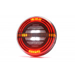 Multifunctional LED rear lamp 5 functions RIGHT 1354DD P