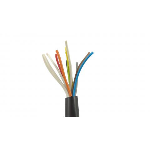 Przewód elektryczny 13-żyłowy 8x0,75+5x1mm2