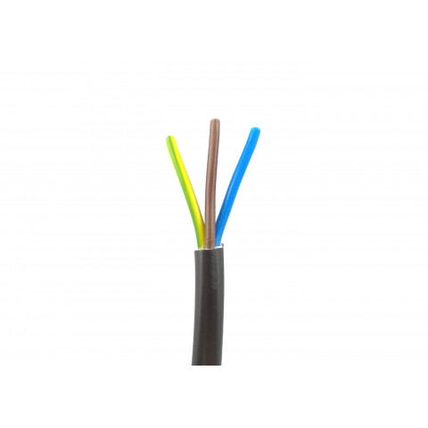 Electric wire 3-cores YKY3x1,5mm2