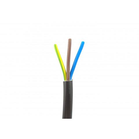 Przewód elektryczny 3-żyłowy YKY3x1,5mm2