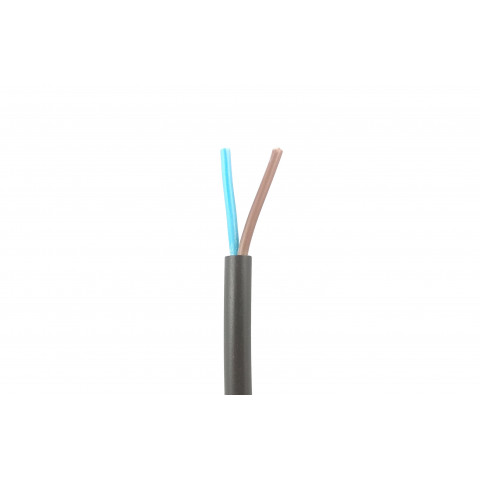 Electric wire 2 cores YLY-P 2x1,5mm2 ADR