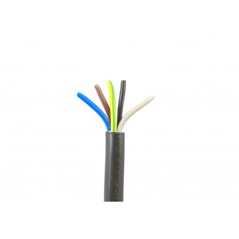 Przewód elektryczny 5-żyłowy do 500V OWY5x1mm2