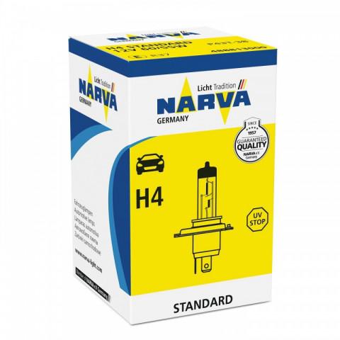 Light bulb H4 12V 60/55W P43T NARVA 48881