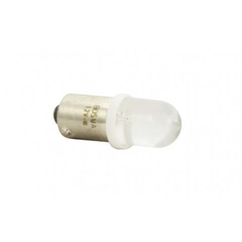 LED bulb 12V BA9S white standard BOSMA 2pcs 3912