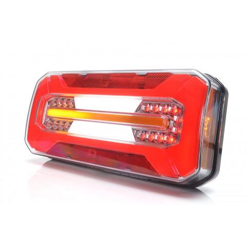 Lampa LED zespolona tylna 7 funkcji 12V-24V L/P 1299 DD