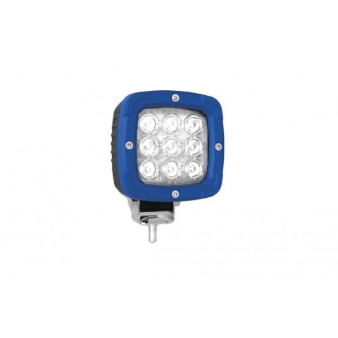 LED work lamp 9 diodes 12V-55V ALU 2800 FT-036