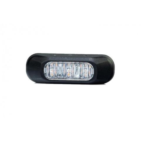 Lampa LED ostrzegawcza żółta 12V-36V FT210