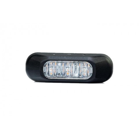 LED warning lamp yellow 12V-36V FT210
