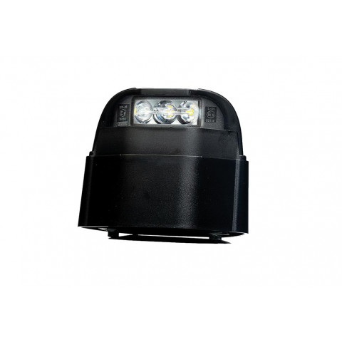 Number plate LED lamp on a high basis 12-36V with cable 0,5m FT-261