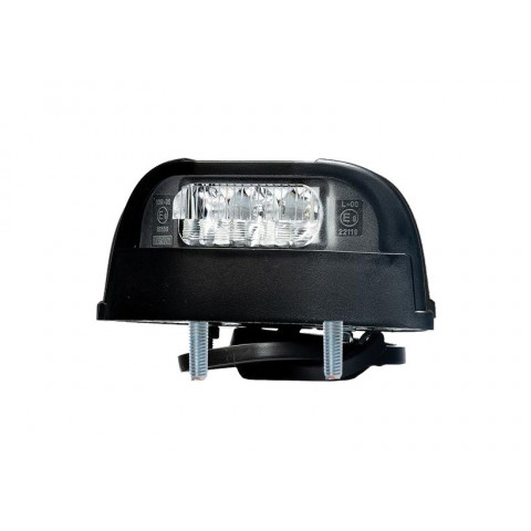 Number plate LED upper lamp 12-36V with cable 0,5m FT-260