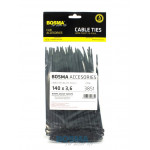 Cable ties 100pcs 3,6x140mm 3851