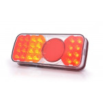 LED multifunctional rear lamp 6 functions LEFT 311KR