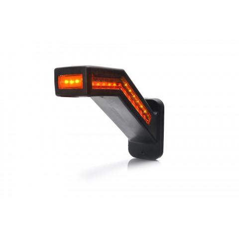 Lampa LED pozycyjna przednio-tylno-boczna lewa 1347L